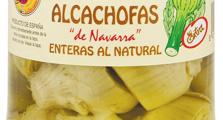 Alcachofas Enteras al Natural